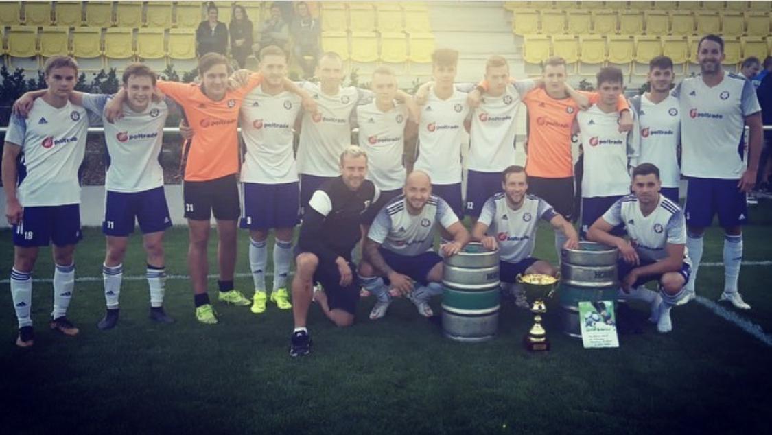 Muži zvítězili v okresním finále poháru FAČR, žáci si zastříleli proti Přerovu